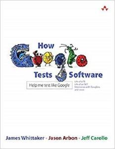 How Google Tests Software [Repost]