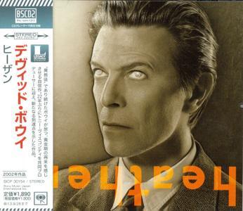 David Bowie - Heathen (2002) [Japanese Blu-spec CD2]