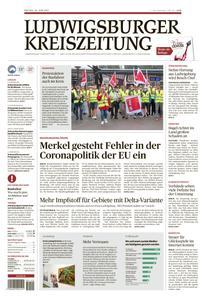Ludwigsburger Kreiszeitung LKZ - 25 Juni 2021