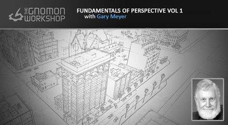 The Gnomon Workshop: Fundamentals of Perspective 1 [repost]