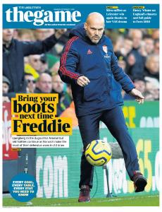The Times - The Game - 2 December 2019