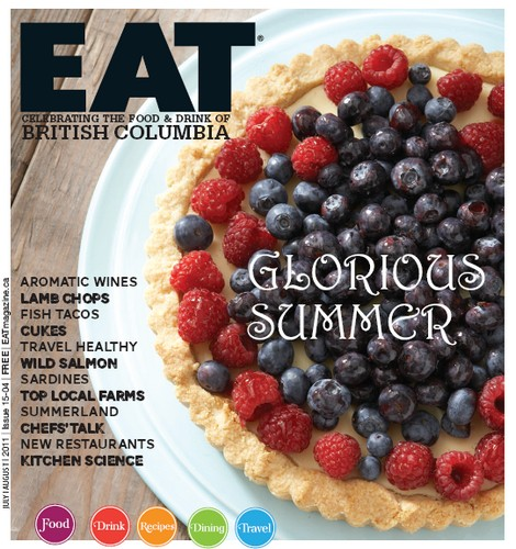 Eat Magazine - July/August 2011