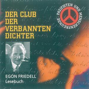 «Der Club der verbannten Dichter» by Egon Friedell
