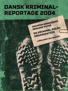 «En kriminel polsk organisation» by Diverse