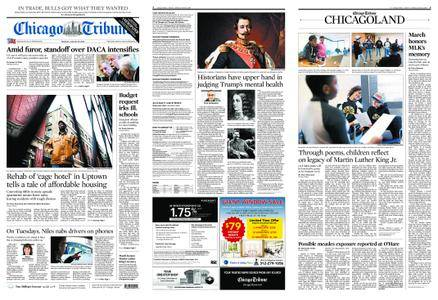 Chicago Tribune – January 15, 2018