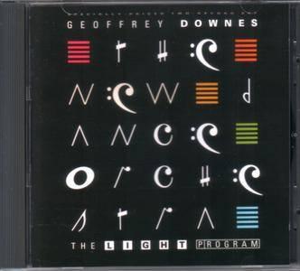 Geoffrey Downes & The New Dance Orchestra - The Light Program (1987) {Japan 1st press, SHM-CD}
