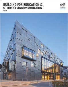 Architects Datafile (ADF) - Building for Education & Student Accommodation (Supplement - June 2018)