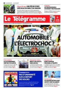 Le Télégramme Auray – 27 mai 2020