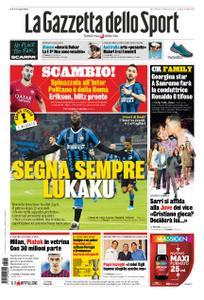 La Gazzetta dello Sport – 15 gennaio 2020