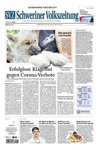 Schweriner Volkszeitung Hagenower Kreisblatt - 23. Juni 2020