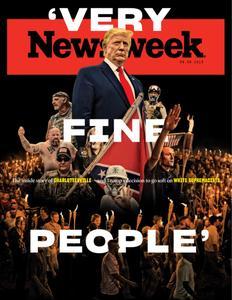Newsweek USA - August 09, 2019