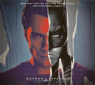 Hans Zimmer and Junkie XL - Batman V Superman: Dawn Of Justice - Original Motion Picture Soundtrack (2016) [Deluxe Edition]