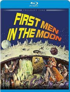 First Men in the Moon (1964) + Extras [Limited Edition]