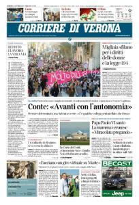 Corriere di Verona – 14 ottobre 2018