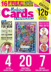 Making Cards & Papercraft - March 2019