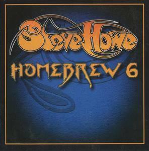 Steve Howe - Homebrew 6 (2016)