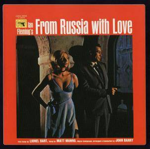 John Barry - From Russia With Love: Original Motion Picture Soundtrack (1963) Remastered 2003