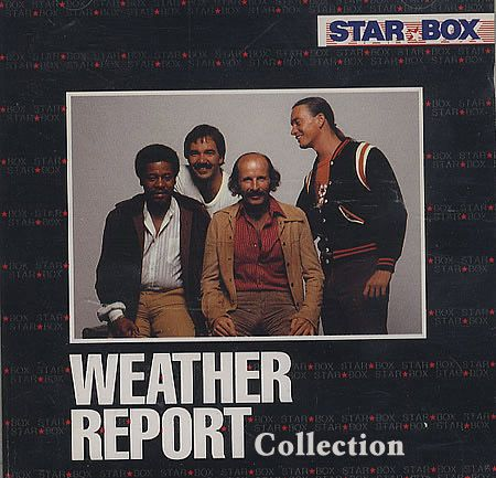 Weather Report - Collection (17 CD boxset) (2008)