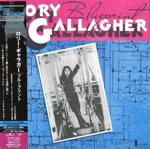 Rory Gallagher - Blueprint (1973) Japanese Remastered Reissue