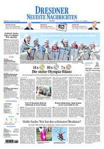 Dresdner Neueste Nachrichten - 26. Februar 2018