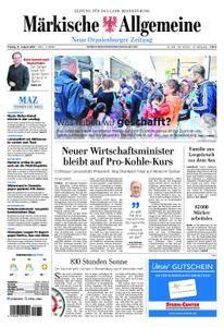 Neue Oranienburger Zeitung - 31. August 2018