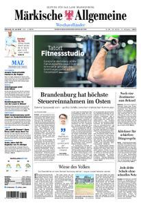 Märkische Allgemeine Westhavelländer - 10. Juli 2019