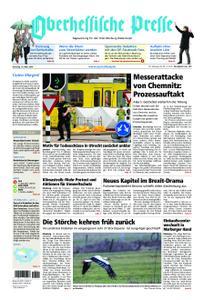Oberhessische Presse Marburg/Ostkreis - 19. März 2019