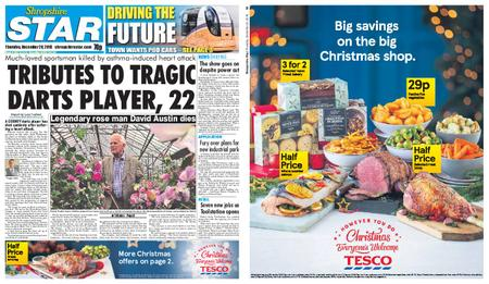 Shropshire Star Shrewsbury Edition – December 20, 2018