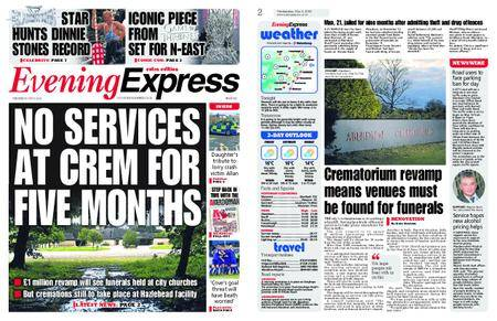 Evening Express – May 02, 2018