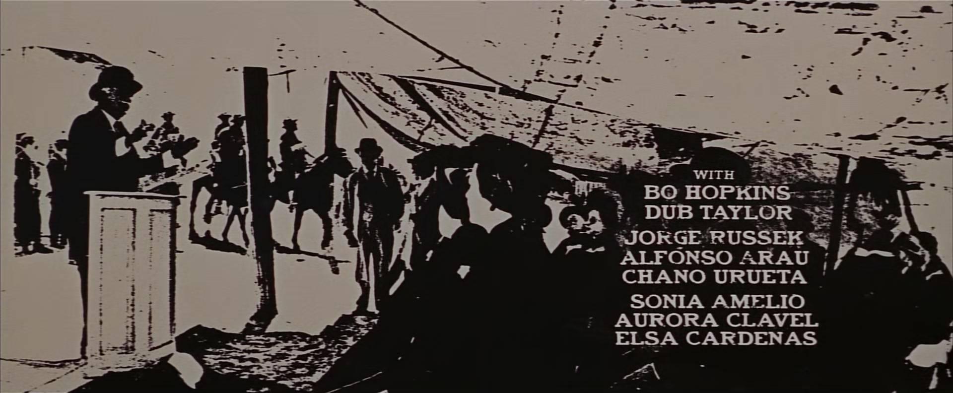 The Wild Bunch (1969)