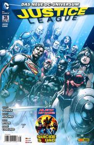 Justice League 35 Panini 2015 Drg