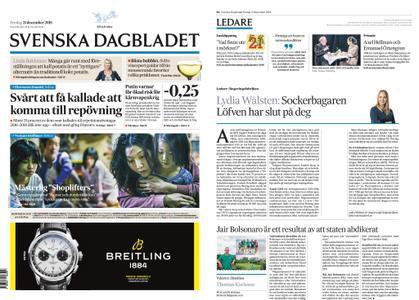 Svenska Dagbladet – 21 december 2018