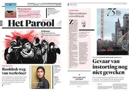 Het Parool – 28 december 2019