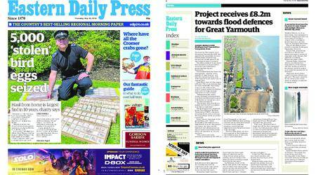 Eastern Daily Press – May 24, 2018