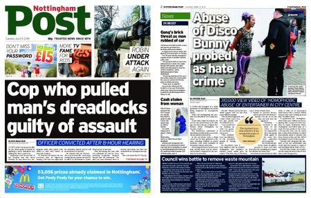 Nottingham Post – April 09, 2019