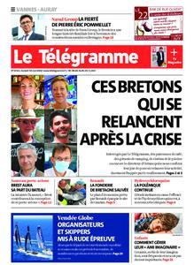 Le Télégramme Auray – 30 mai 2020
