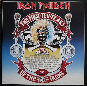 Iron Maiden - The First Ten Years (1990) [Compilation]