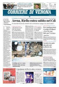 Corriere di Verona - 29 Dicembre 2017