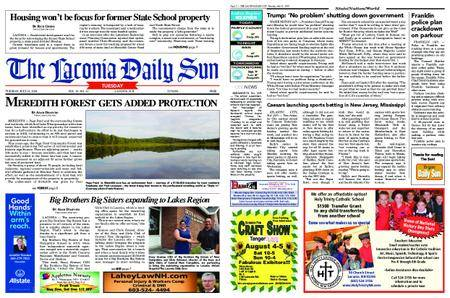 The Laconia Daily Sun – July 31, 2018