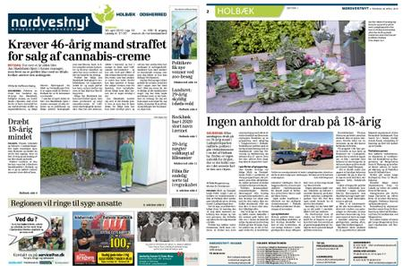 Nordvestnyt Holbæk Odsherred – 30. april 2019