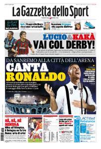 La Gazzetta dello Sport – 08 febbraio 2020