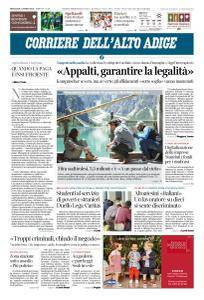 Corriere dell'Alto Adige - 21 Marzo 2018