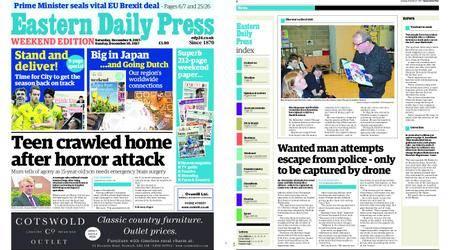 Eastern Daily Press – December 09, 2017