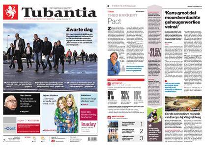 Tubantia - Enschede – 18 november 2017