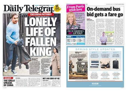 The Daily Telegraph (Sydney) – August 16, 2017