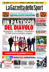 La Gazzetta dello Sport Roma – 09 maggio 2020