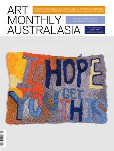 Art Monthly Australasia - Issue 321