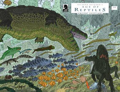 Age of Reptiles - Ancient Egyptians 01 of 04 2015 digital
