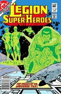 Legion of Super-Heroes 295 digital LP