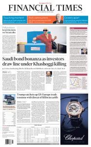 Financial Times Asia - April 10, 2019